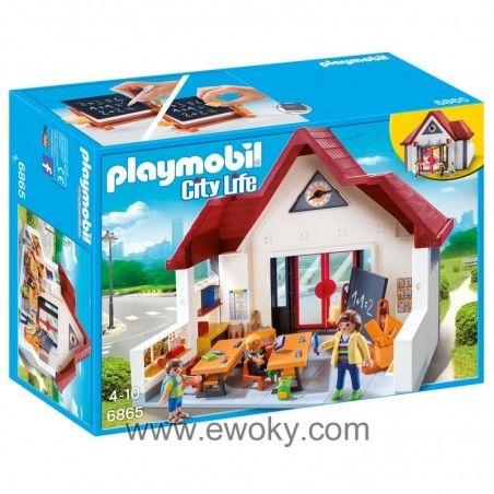 Playmobil 6865 City Life Colegio