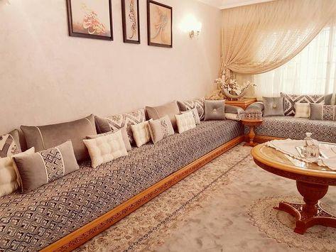 ARKEO LASER OUJDA Salon marocain, Salon moderne, Séjour ...