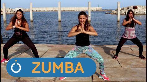 ejercicios zumba fitness para adelgazar