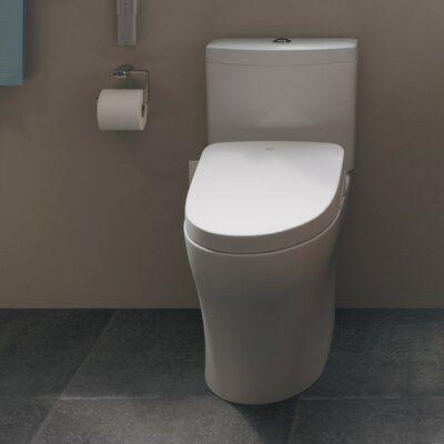 Toto Washlet S500e Modern Elongated Toilet Seat Bidet Finish