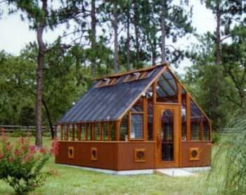 Wood And Glass Buildings Wood And Glass Greenhouse Home Greenhouse Greenhouse Plans Diy Greenhouse