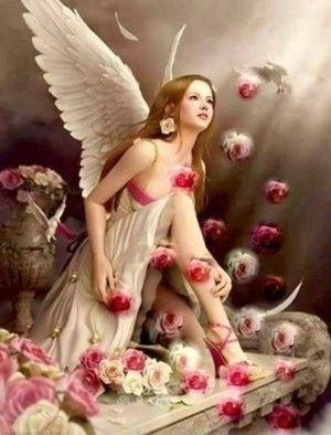 Angel Hugs To You Angels Fan Art 34320478 Fanpop Beautiful Fairies Fairy Pictures Beautiful Fantasy Art