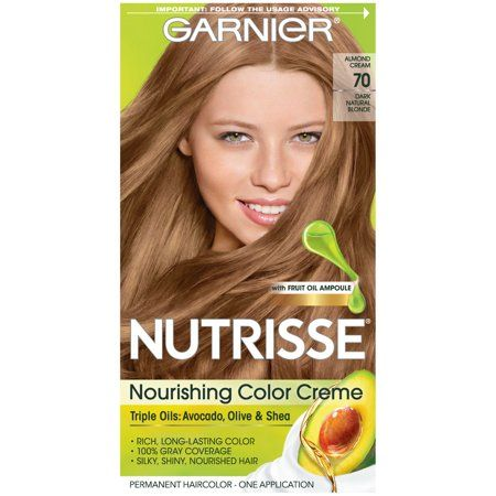 Beauty Natural Blondes Hair Color Creme Color