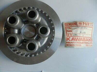 Advertisement Ebay Kawasaki Nos Oem Clutch Spring Plate Motorcycle Parts And Accessories Kawasaki Clutch Plate
