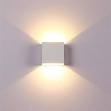 Twisted Led Wall Lamp Led Wall Lamp Wall Mounted Lamps