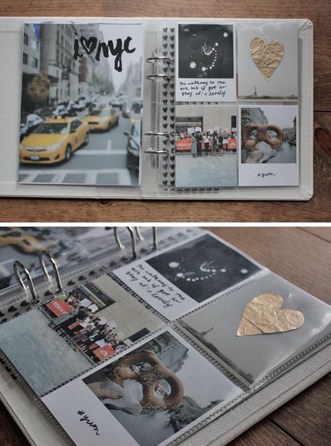 MADE BY CAY   a creative blog #modernscrapbooking #projectlife #madebycay