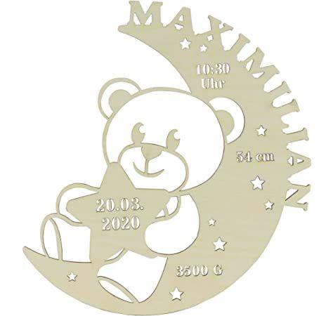 Schlummerlicht24 Nachtlicht Baby Lampe Teddy Stern Baby Geschenke Zur Taufe Mit Namen Tauf Spruch Gra In 2020 Baby Geschenk Personalisiert Taufgeschenke Baby Geschenke