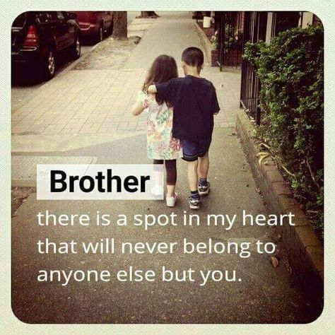 Not Just Somebody But A Complement Brother Quotes Best Brother Quotes Big Brother Quotes