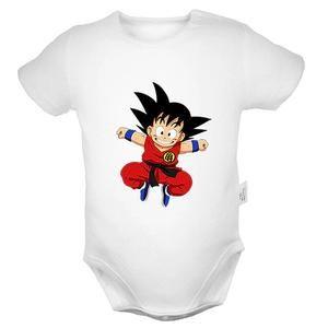 Buy Dragon Ball Z Baby Bodysuits Onesies Goku Vegeta Baby Bodysuit Baby Sweatshirt Baby Jumpsuit