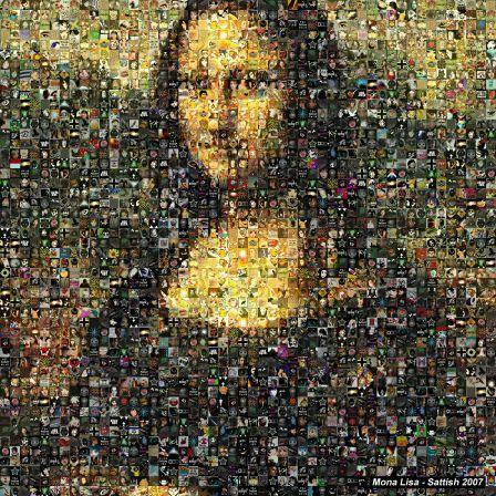 Qu Est Ce Que L Art Numerique L Art Et Le Numerique Art Numerique Art La Joconde