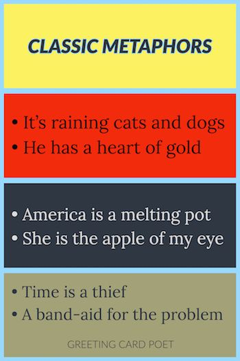 127 Metaphor Examples To Bring Out The Poet In You Metaphor