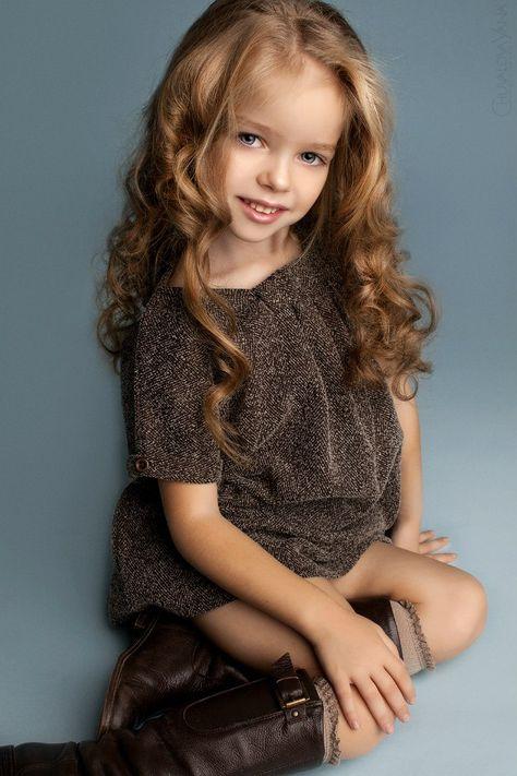 Fashion Kids. Модели. Dasha S.