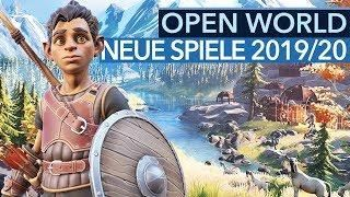 20 Kommende Open World Games Fur Pc Ps4 Xbox One Xbox One Spiele Playstation Xbox One