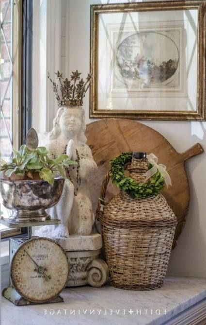 20 Trendy Farmhouse Chic Couch French Country Farmhouse Med Billeder Boligindretning Ideer Fransk Landstil