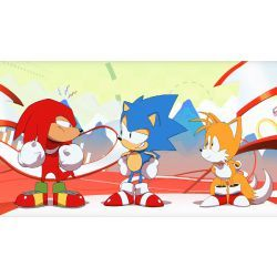 Doubles of Us (Modern Sonic x Reader x Classic Sonic