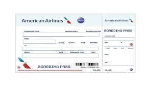 Free Printable Airline Ticket Template Google Search Boarding Pass Template Fake Plane Ticket Ticket Template Free