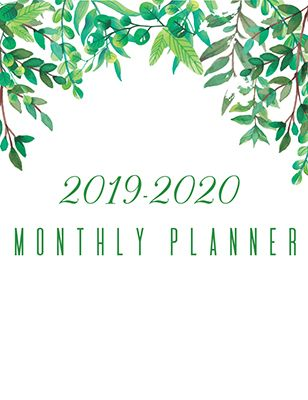 Calendar Planner For January 2019. Week Starts On Monday. Printable..  Royalty Free Cliparts, Vectors, And Stock Illustration. Image 104033156.