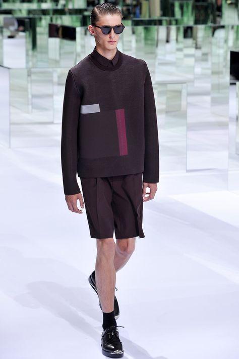 Dior Homme Spring 2014 Menswear Collection - Vogue
