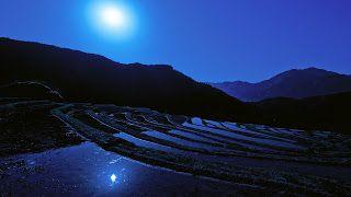 افضل خلفيات للكمبيوتر ويندوز 10 Best Wallpapers Windows Water Pictures Landscape Night Sky Moon
