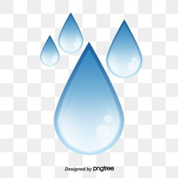 Blue Water Drops Picture Blue Vector Water Vector Blue Water Drop Png Transparent Clipart Image And Psd File For Free Download Water Drop Vector Blue Water Water Drops