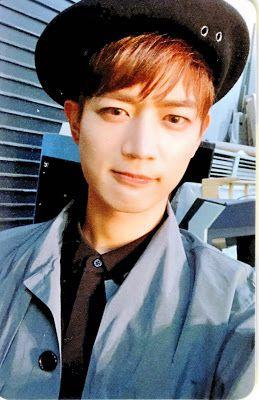 kpop scans: Minho ( SHINee ) - The story of light part three