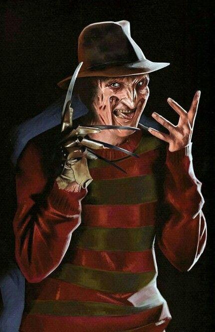 Freddy Krueger Com Imagens Filmes De Terror Freddy Krueger