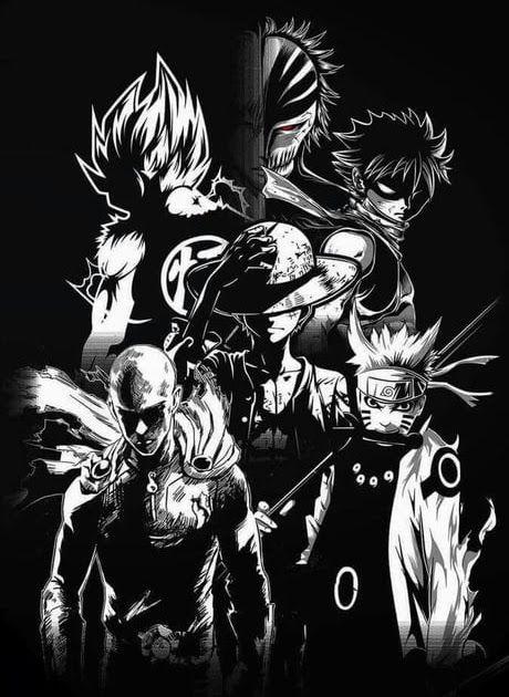23++ Anime heros info