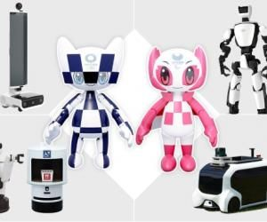 Toyota Reveals 5 Mobility Robots To Assist In Tokyo 2020 Olympics Japanese Car Manufacturing Giant Toyota Motor Corp Has Offic Tokyo 2020 2020 Olympics Toyota