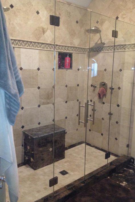 frameless shower doors design