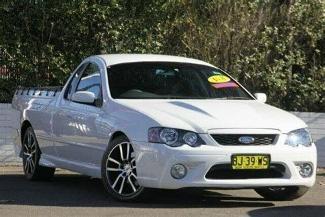 Ford 2008 Falcon Xr8 Ute Ute Ford Automotive
