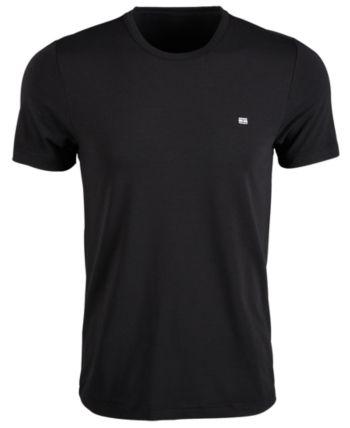Tommy Hilfiger Men's T-Shirt - Black 2XL