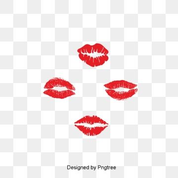 Cartoon Hand Painted Red Lip Print Decorative Element Lips Clipart Simple Cartoon Png Transparent Clipart Image And Psd File For Free Download Lips Print Hand Painted Red Lips