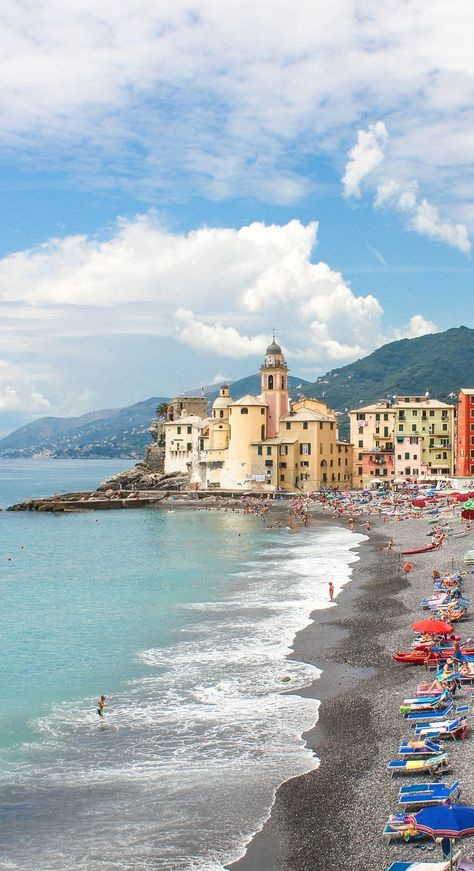 Things to do in picturesque village of Camogli, Italy!