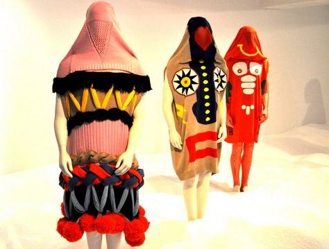 Walter van Beirendonck: Couture should push forward the boundaries of fashion - INHALE MAG