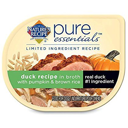 Nature S Recipe Pure Essentials Grain Free Wet Dog Food To View Further For This Item Visit The Image Link This Dog Food Recipes Food Ingredients Recipes