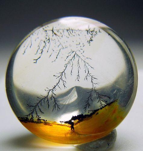 dendritic quartz Dendritic agate 105cts  Most Rare Dendritic quartz beautiful gemstone  52x43x4 mm