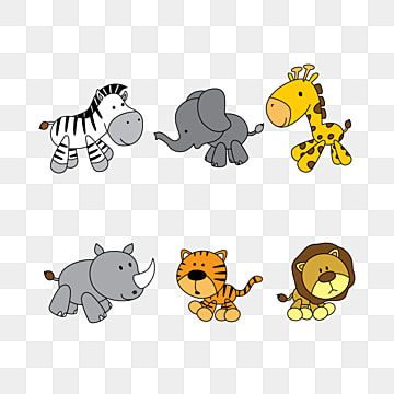 Cartoon Animal Lion King Zoo Animals Clipart Animal Cartoon Png And Vector With Transparent Background For Free Download Zebra Cartoon Graduation Cartoon Cartoon Animals
