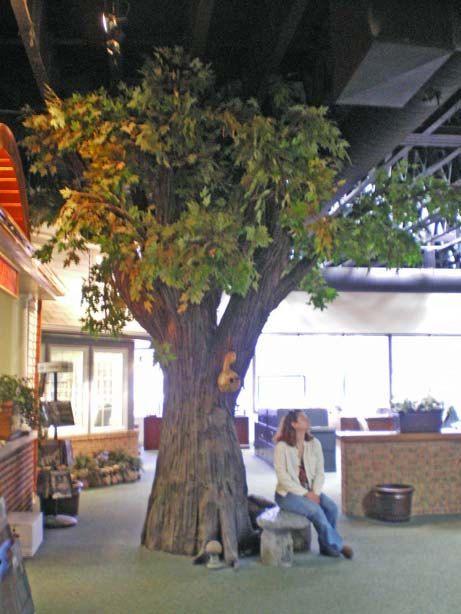 Artificial Maple Tree Large Scale Sculpture Artificial Tree Tree Sculpture Tree
