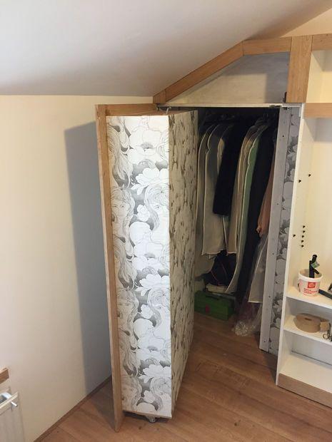 Hidden Room Bookcase Door Secret Room Hidden Door Safe Room