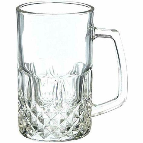 20 Ounces Beer Stein Mugs Steins Mugs German Clear Large Tall