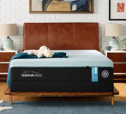 Tempur Probreeze 12 Medium Mattress In 2020 Adjustable Beds Foam Mattress Adjustable Bed Base