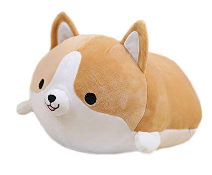 Amuse Mochi-Fuwa Nemukko Big Stuffed Plush Toy Lazy Cat