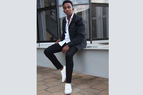 I'm ready to revolutionise men's fashion in Kenya