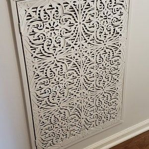 Medallion Revent Cover Decorative Vent Covers Etsy In 2020 Decorative Vent Cover Wall Vents Wall Vent Covers