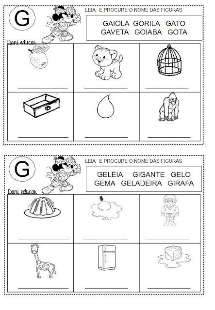 Blog Feito Com Carinho Atividades Sobre Educacao Infantil E