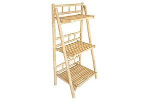 Letto A Castello In Bamboo.7 Decorating Tricks For Small Kitchens Deco Ladder Decor