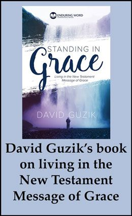 Standing in Grace - Print, New Edition | Teaching | Bible