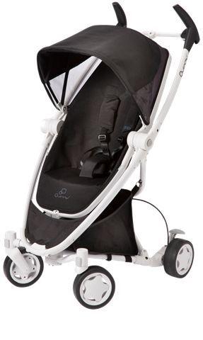 Zapp Xtra Quinny Usa The Flexible Stroller Stroller Black Baby Stroller Quinny Stroller