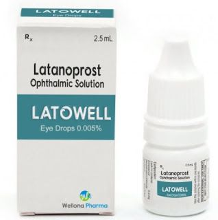 دليل القطرات Latowell قطرة العين لاتويل Eye Drops Solutions Personal Care