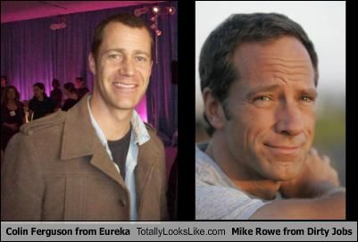Colin Ferguson And Mike Rowe